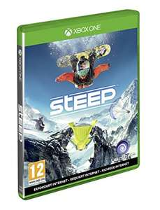 Steep (XBox One) um 15,50 € - 47%