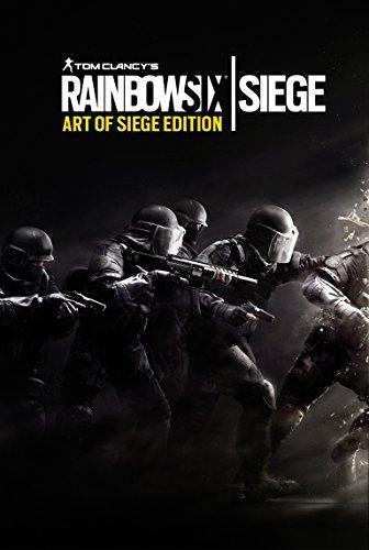 (XBox One) Tom Clancy's Rainbow Six: Siege (Art of Siege Edition) um 16,13 € - 43%
