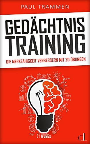 [Amazon.de] Gedächtnistraining: Gehirnjogging für Erwachsene (Kindle Ebook) kostenlos