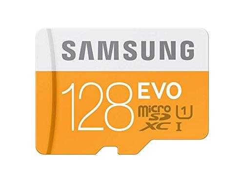Amazon: Samsung microSDXC EVO 128GB Speicherkarte für 33,82€