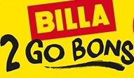 BILLA 2 Go Bons - gültig bis 6.9.2017
