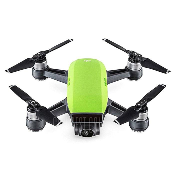 [Gearbest] DJI Spark RTF Mini RC Selfie Drohne inkl. Transmitter für 528,09 € - 19% Ersparnis