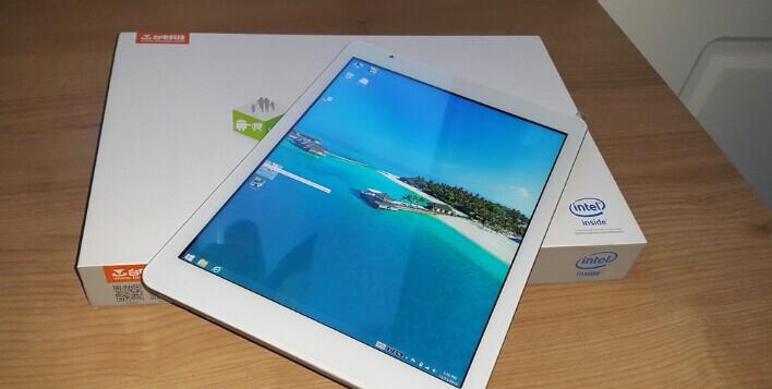 [Gearbest] Teclast X80 Pro Tablet mit 1920x1200 Auflösung für 73,71 € statt 101,20 €