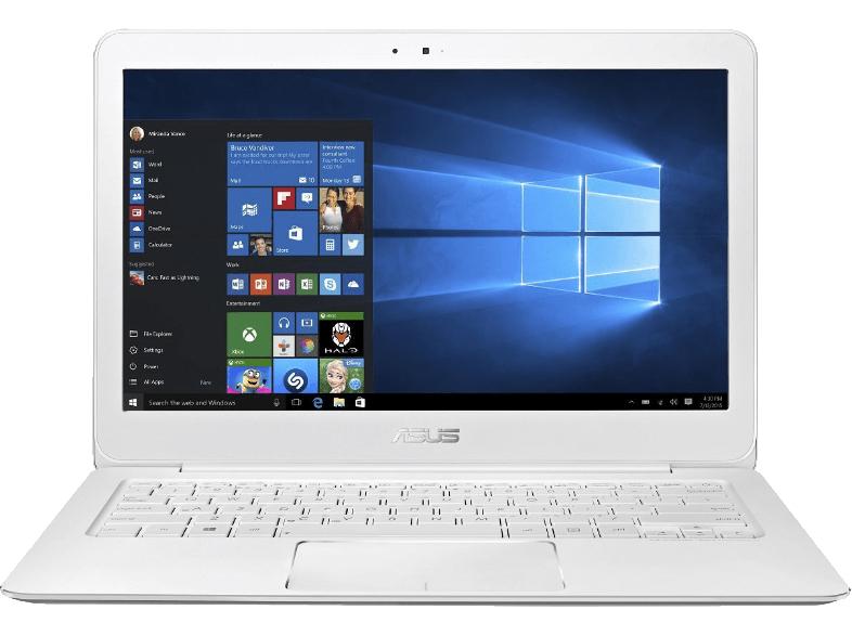 Media Markt / Saturn: ASUS Zenbook UX305CA Subnotebook (Core m7-6Y75, 8GB DDR3, 512GB M.2 SSD) für 699€ / m5 für 599€