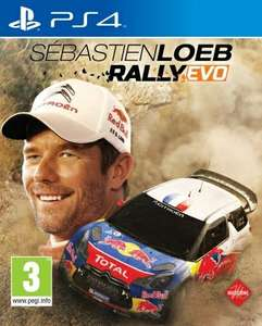 Sébastien Loeb Rally Evo - D1 Edition PS4