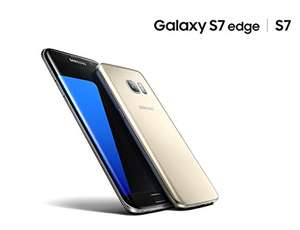 [Amazon] Samsung Galaxy S7 EDGE Gold für 447,73€