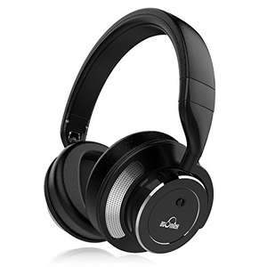 iDeaUSA Noise Cancelling Kopfhörer(Over-Ear, Bluetooth, NC) Schwarz für 55€ [Amazon.de]