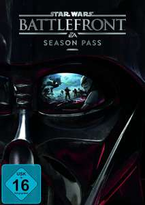 [www.amazon.de] Star Wars: Battlefront - Season Pass [PC-Version] für nur € 5,--