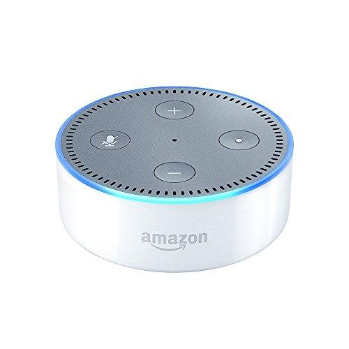 Amazon Echo Dot (weiß - UK Version) für 44,26€
