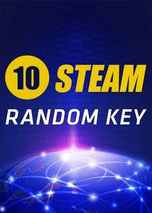 10 Suprise Keys (Steam) – 1,29 €