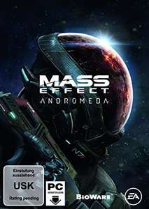 [Amazon.de] Mass Effect: Andromeda - Standard Edition [PC Code - Origin] für 20€