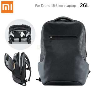 [Gearbest] Xiaomi 26L Business / Xiaomi 20L Leisure Backpack für 35,61 € / 13,33 € mit 25% Rabatt