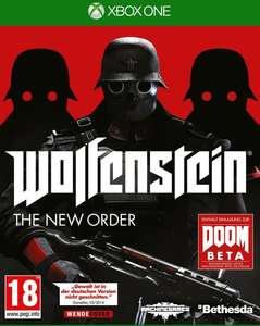 GameStop: Wolfenstein - The New Order (Xbox One) für 1,96€