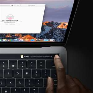 "MacBook Pro 13"" mit Touch Bar* um 1.555-€"