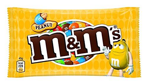 M&M's Peanut 24x45g um €8,87