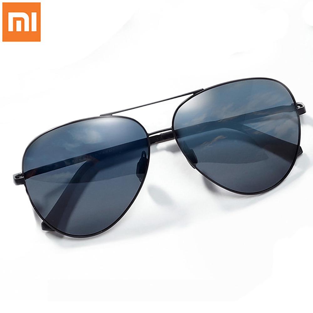 [geekbuying] Xiaomi Mjijia TS Sonnenbrille (schwarz) für 18,60€