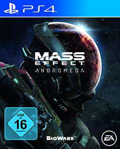 [Amazon.de] [PS4] Mass Effect: Andromeda um €25,20 mit Prime