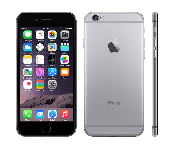 IPHONE 6 32GB - spacegrau bei Hofer um 349€ / Media Markt & Saturn für 339€