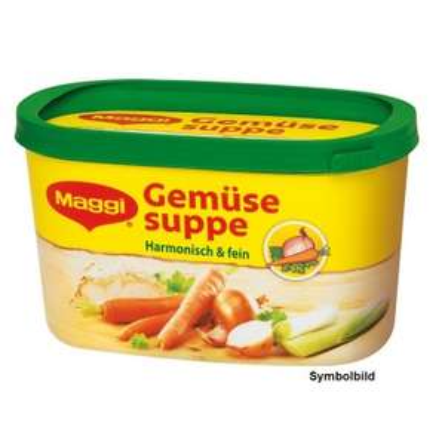 GRATIS - Maggi Gemüsesuppe
