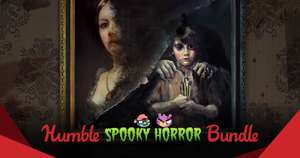 Humble Spooky Horror Bundle - bis zu 8 Spiele (Steam) ab 0,85€