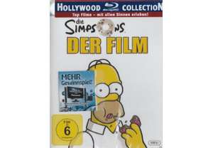 [Mediamarkt.at] Die Simpsons - Der Film (Blu-ray) für 5€
