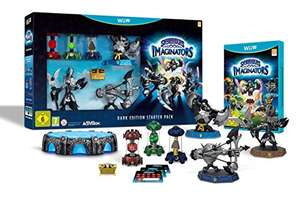 Skylanders Imaginators: Starter Pack - Dark Edition - [Wii U] für 29,97€ statt 66,98€ [Amazon Prime-Deals] + 1€ Amazon Video Gutschein
