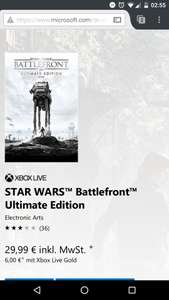 Battlefront Ultimate Version