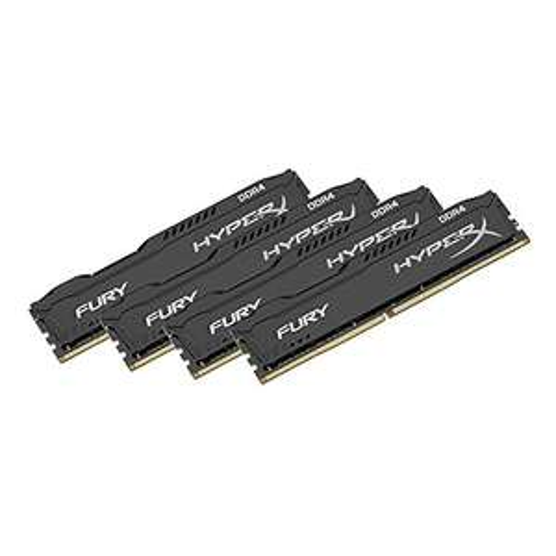 HyperX FURY HX421C14FBK4/32 32GB Arbeitsspeicher kit (4x8GB)