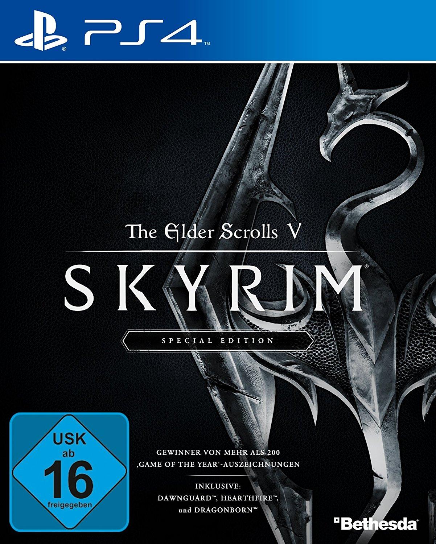[Amazon.de][PRIME] viele Spiele im Angebot - zB Skyrim (PS4) für 19,97€