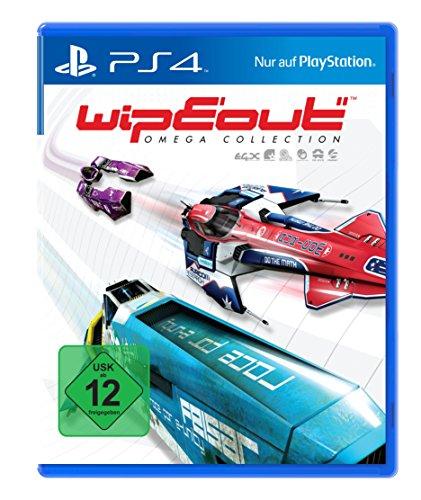 [Amazon.de] [PS4] WipEout Omega Collection für €25,21 versandkostenfrei für PRIME!