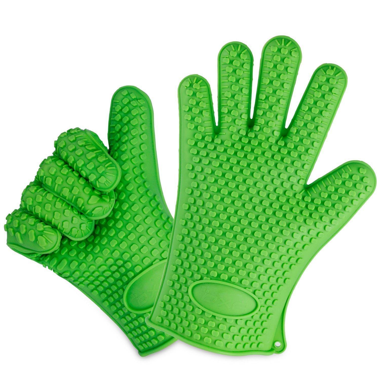 1 Paar Silikon Handschuhe für 1,99€ [Amazon Plus Produkt]