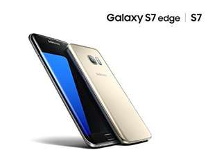 Amazon.de Samsung Galaxy S7 32GB gold