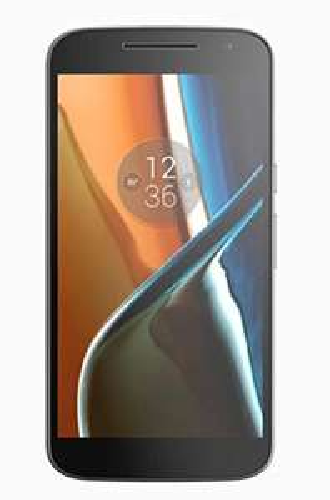 @amazon.de - Motorola Moto G4 Smartphone (14 cm (5,5 Zoll) 16GB, Android) schwarz
