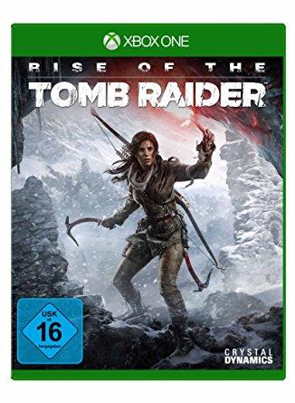[Amazon Prime] Rise of the Tomb Raider (Xbox One) für 15 €