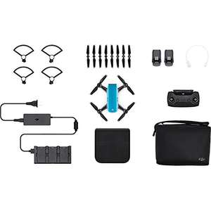 [TomTop] DJI Spark Fly More Combo ( blau) für 526,60€