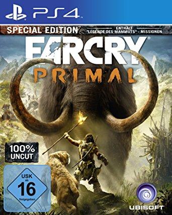 (Amazon/Prime) Far Cry Primal Special Edition PS4 für 15,83 Euro