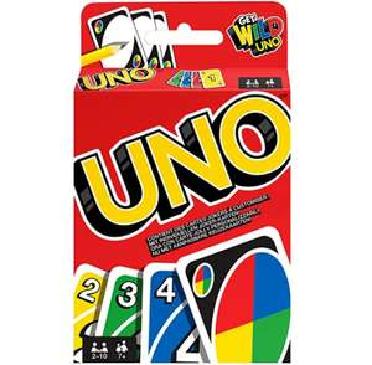 Amazon.de (Prime): Kartenspiel UNO um 4,52 €