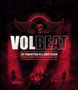 Volbeat - Live From Beyond Hell / Above Heaven (Blu-ray) für 8,50€ @amazon