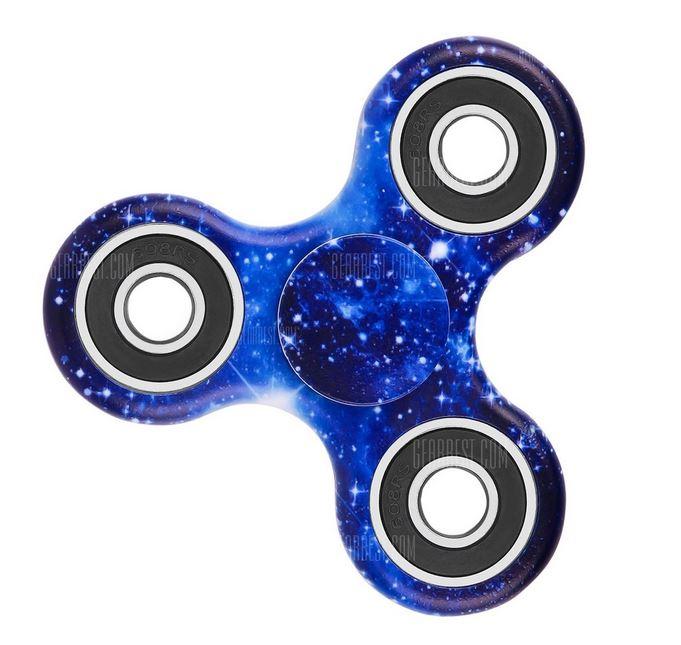 [Gearbest] Fidget Spinner mit Sternendesign für 0,41 €