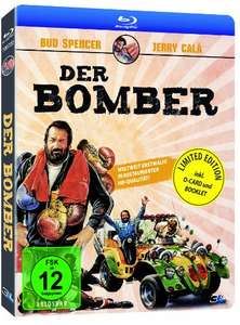 Der Bomber O-Card Version Blu-Ray Limited Edition um 4,09€