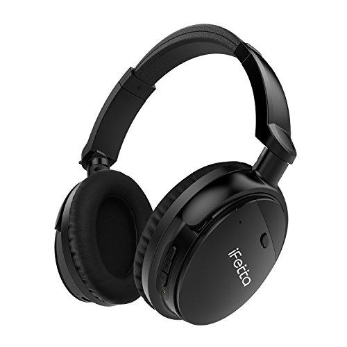 [Amazon.de] Ifecco Bluetooth 4.1 Kopfhörer mit ANC für € 19,99 durch Rabatt-Kombi