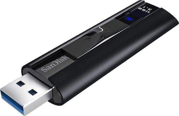 SanDisk Extreme Pro (128 GB, bis 420 MB/s) um 70 € - 29% [für sehr Unentspannte]