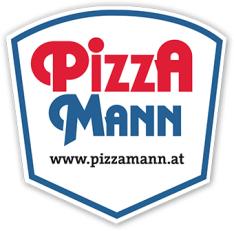 Nur Montag bis Mittwoch: 50% Rabatt auf Pizzamann Pizzen