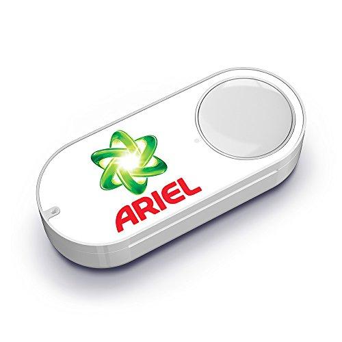Amazon: Ariel Dash Button + 4,99€ Rabatt auf erste Bestellung für nur 2,49€