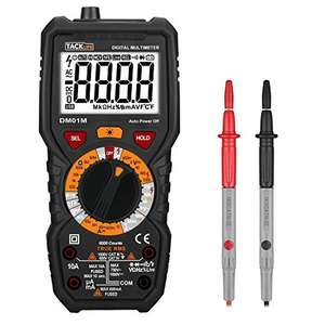 Amazon.uk - Tacklife DM01M Digital Multimeter Multi Tester um 16,30€ statt (Amazon.de 29,99€ )
