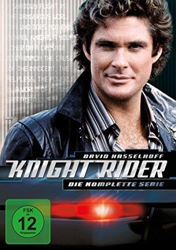 Amazon.es: Knight Rider - die komplette Serie auf 26 DVDs um 23,37€