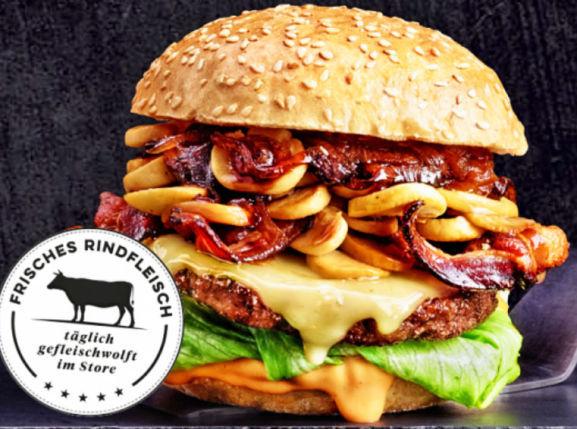 Burgerista mit Coupon bis zu 50% sparen