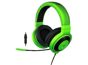 [Mediamarkt.at] RAZER Kraken Pro Green Gaming Headset für 40€