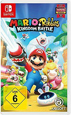 [Amazon.de] Mario + Rabbits Kingdom Battle (Nintendo Switch)