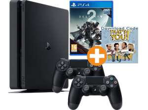Ps4 Slim 1TB + 2 Controller + Destiny 2 + That's You DLC